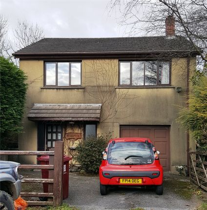 Thumbnail Detached house for sale in Brambles, Kensington Close, Templeton, Narberth