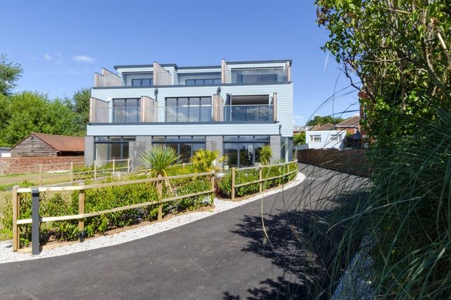 Thumbnail End terrace house for sale in Spindrift, Maer Road, Exmouth, Devon