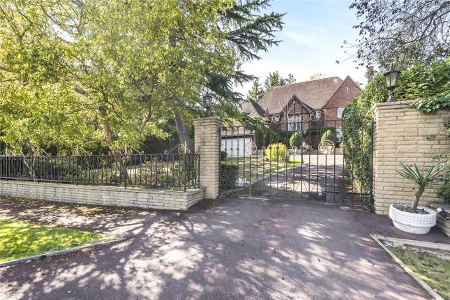Thumbnail Detached house for sale in Russell Road, Moor Park, Middlesex