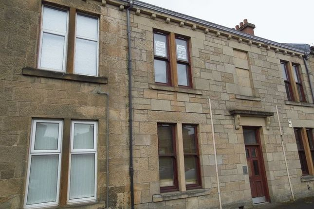 Thumbnail Flat for sale in Campbell Street, Braehead, Renfrew