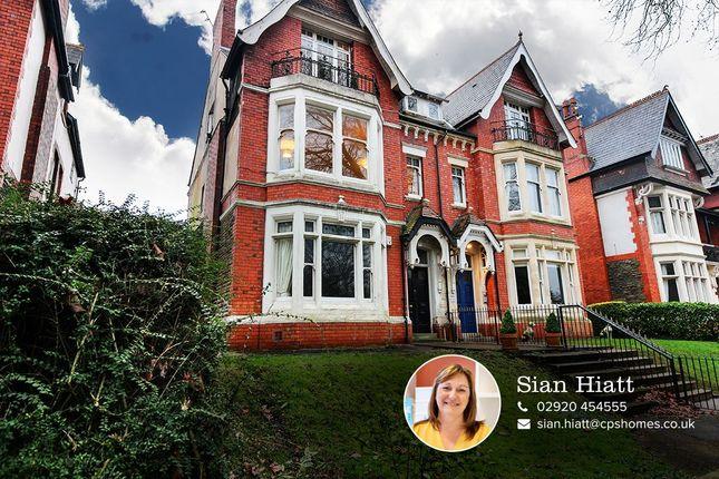 Thumbnail Flat for sale in Ninian Road, Roath, Cardiff