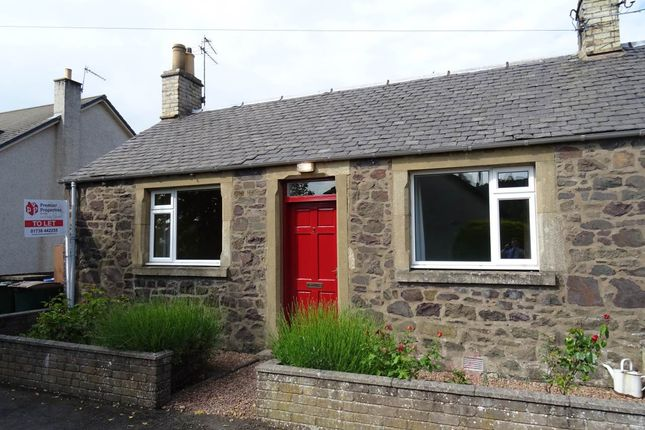 Thumbnail Detached house to rent in Back Dykes, Abernethy, Perth