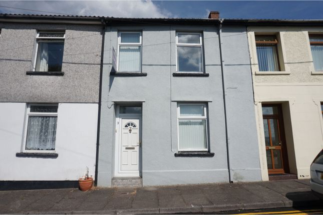Thumbnail Terraced house for sale in Pond Place, Cwmbach