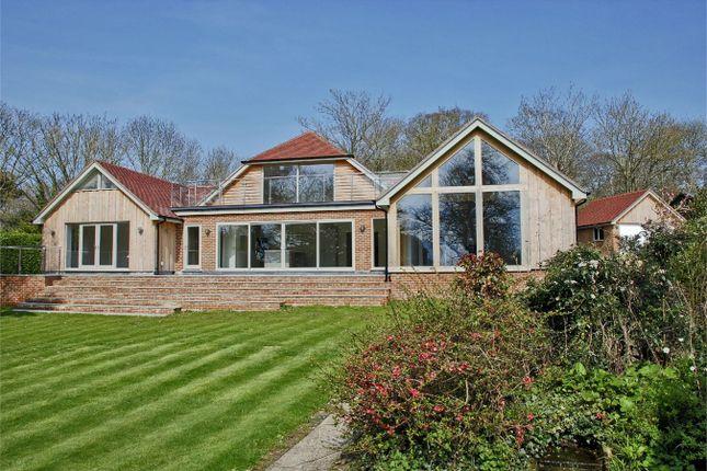 Thumbnail Detached house for sale in Monument Lane, Lymington