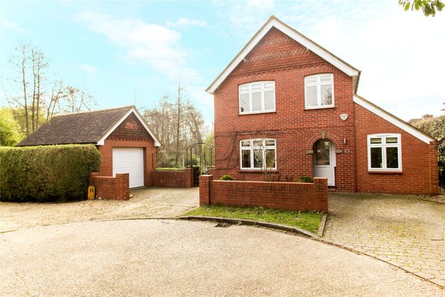Thumbnail Detached house for sale in Firs Avenue, Bramley, Guildford, Surrey