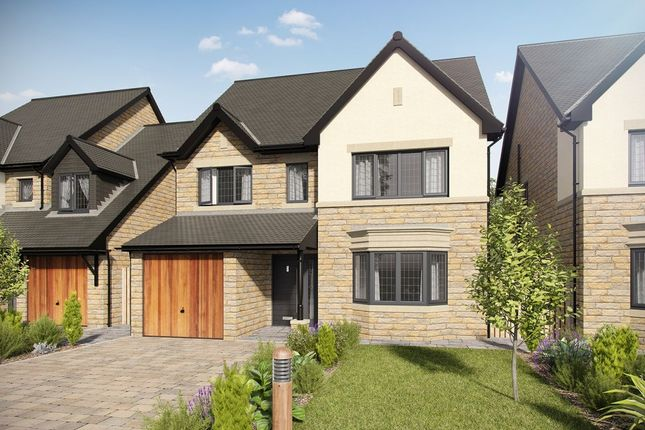 Thumbnail Detached house for sale in The Arley, Wyre Grange Lodge Lane, Singleton, Poulton-Le-Fylde