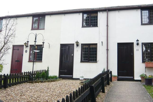 Thumbnail Terraced house to rent in Moreton Road, Buckingham