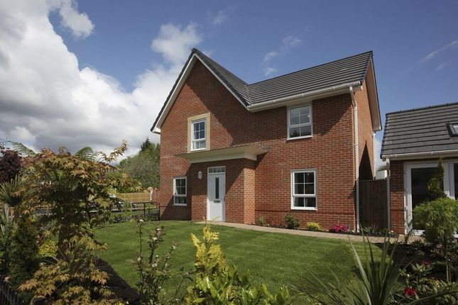 """Thumbnail Detached house for sale in """"Lincoln"""" at Dearne Hall Road, Barugh Green, Barnsley"""