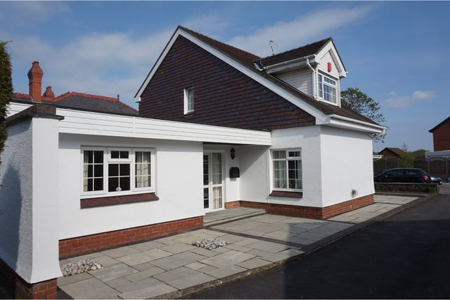 Thumbnail Detached house for sale in Coedcae Road, Llanelli