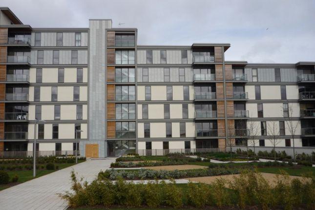 Thumbnail Flat to rent in Opal House, 4 Merrivale Mews, Milton Keynes