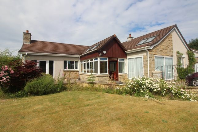 Thumbnail Detached bungalow for sale in Pilmuir Road West, Forres
