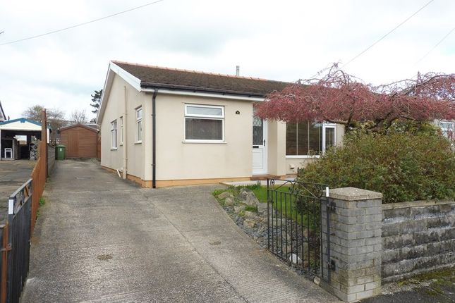 Thumbnail Semi-detached bungalow for sale in Fair View, Hirwaun, Aberdare
