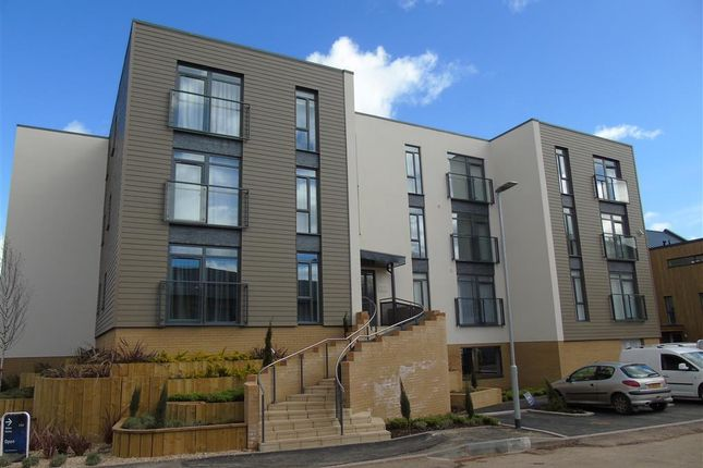 Thumbnail Flat to rent in Firepool Crescent, Taunton