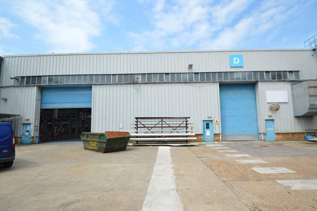 Thumbnail Warehouse to let in Unit D, Fleets Corner Business Park, Poole