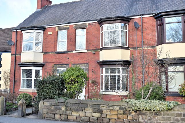 Thumbnail Terraced house for sale in Church Street, Swinton, Mexborough