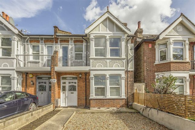 Thumbnail Terraced house to rent in Eastfields Road, London