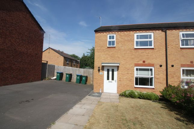 Thumbnail Property to rent in Silver Birch Avenue, Coventry