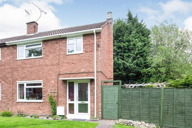 Thumbnail Semi-detached house for sale in Leigh Crescent, Long Itchington, Southam