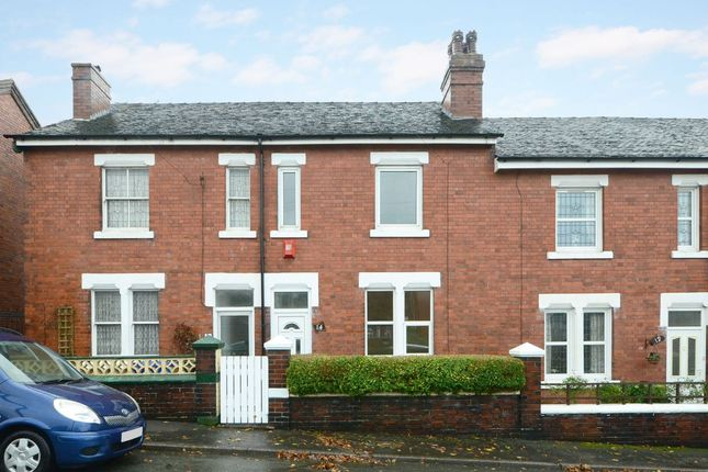 Thumbnail Terraced house to rent in Ludwall Road, Stoke-On-Trent