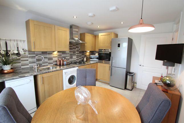 Thumbnail Flat for sale in Rhymney Way, Bassaleg, Newport