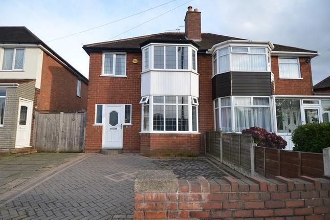 3 bed semi-detached house for sale in Brandwood Road, Kings Heath, Birmingham