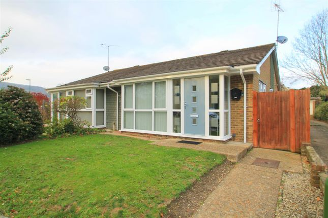 Thumbnail Semi-detached bungalow for sale in Penlands Vale, Steyning