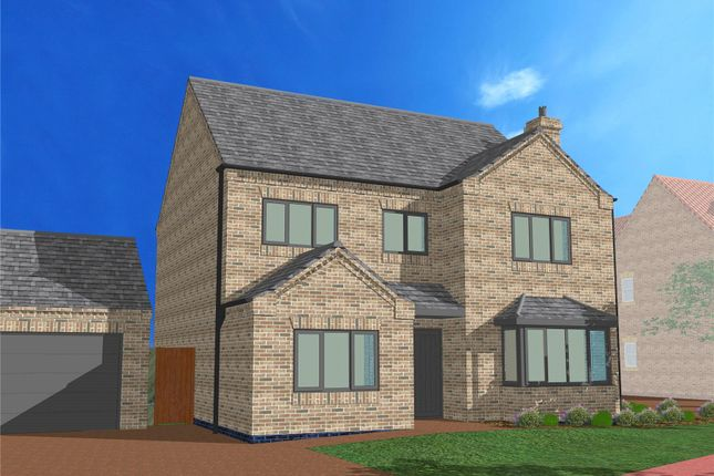 Thumbnail Detached house for sale in Oakhill Grange, Barnoldby Road