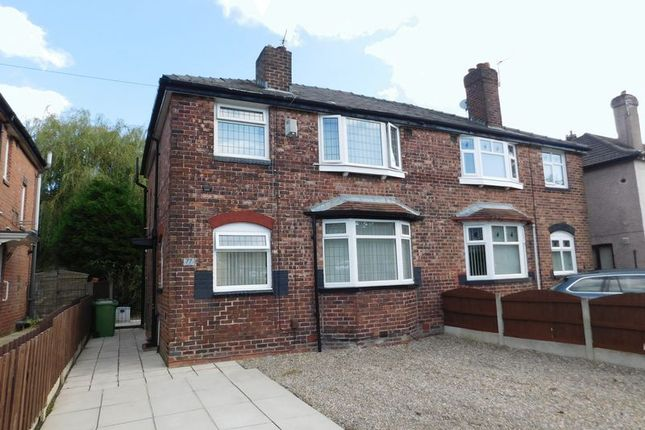Thumbnail Semi-detached house for sale in Broadway, Manchester