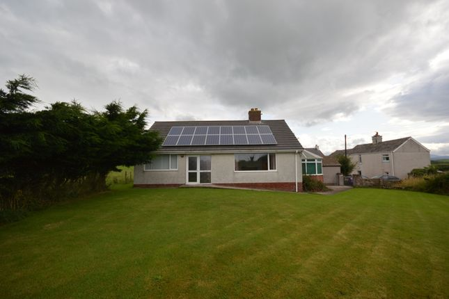 Thumbnail Bungalow for sale in Drigg, Holmrook, Cumbria