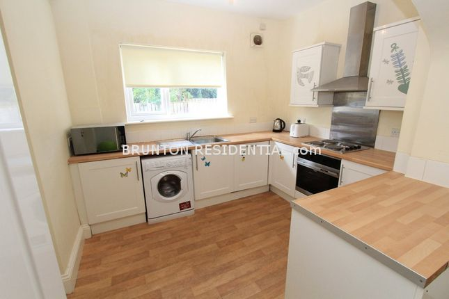Thumbnail Semi-detached house to rent in Osborne Road, Jesmond, Newcastle Upon Tyne