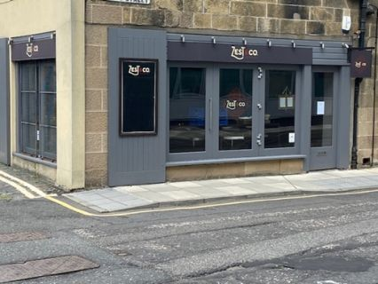 Thumbnail Restaurant/cafe to let in Canning Street, Edinburgh