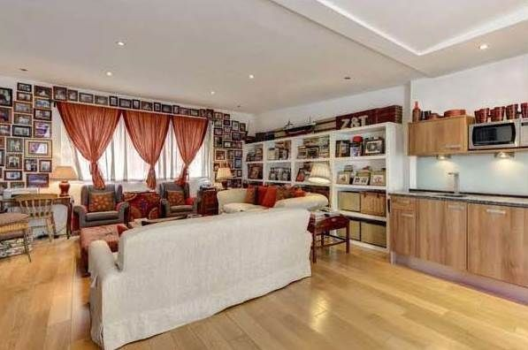 Thumbnail Detached house for sale in Porchester Place, London