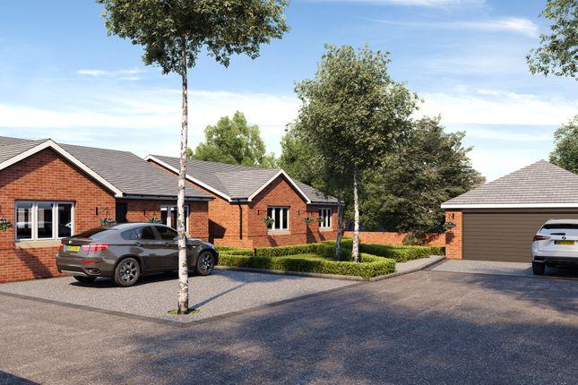 Thumbnail Detached bungalow for sale in Church View Road, Desborough, Kettering