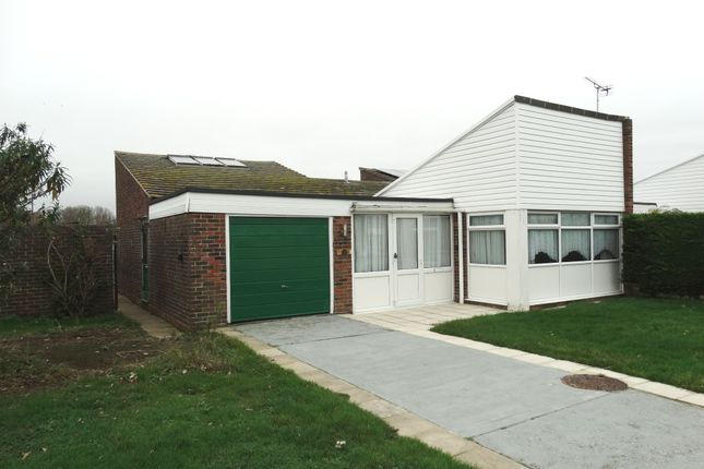 Thumbnail Detached house for sale in Conway Drive, Pagham, Bognor Regis