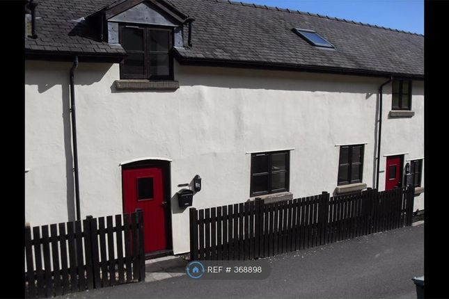 2 bed terraced house to rent in The Stables (2), St George, Abergele