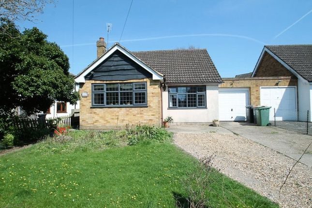 Thumbnail Detached bungalow for sale in High Street, Eaton Bray, Bedfordshire