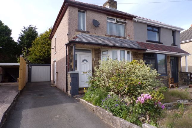Thumbnail Semi-detached house for sale in Medway, Queensbury, Bradford