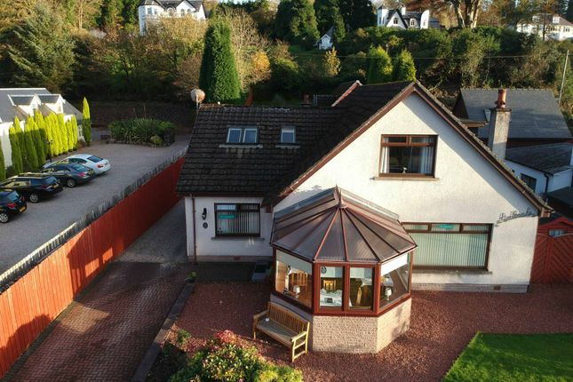 Thumbnail Detached house for sale in Achintore Road, Fort William, Highland
