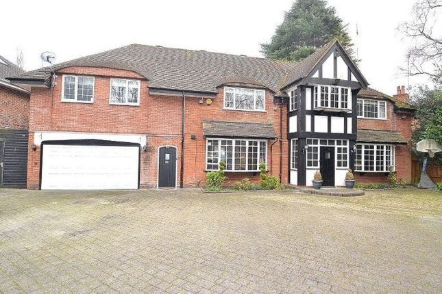 Thumbnail Detached house for sale in Harborne Road, Birmingham