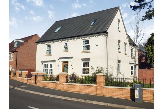 Thumbnail Detached house for sale in 2 Carters Gardens, Kidderminster