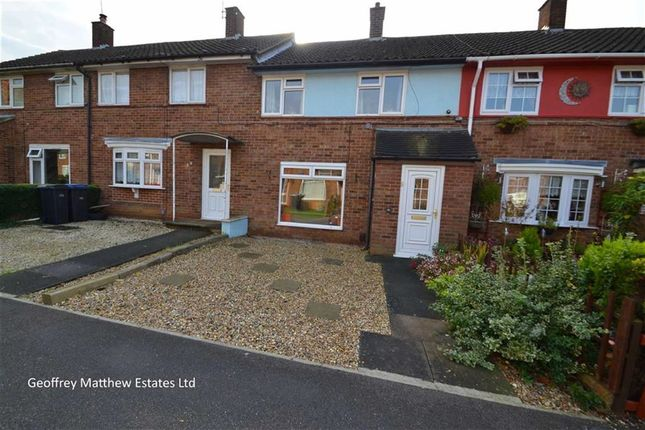 Thumbnail Terraced house for sale in Cartersmead, Harlow, Essex