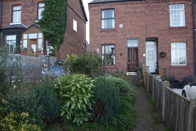 Thumbnail Terraced house for sale in Grove Terrace, Helsby