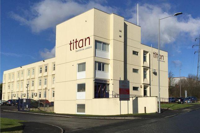 Thumbnail Office to let in Titan Business Centre, Euroway House, Roydsdale Way, Euroway Trading Estate, Bradford