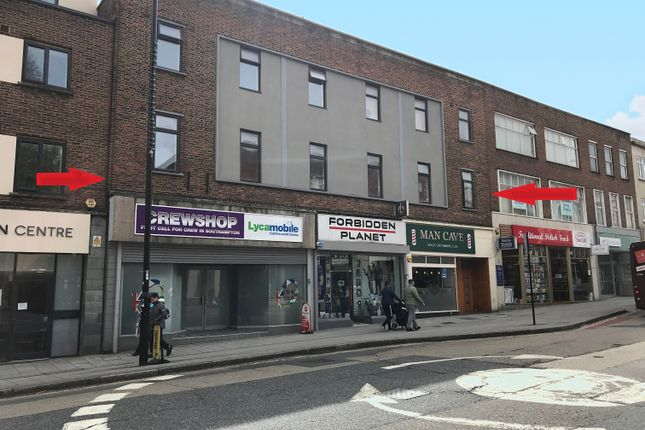 Thumbnail Retail premises for sale in 23-25 Hanover Buildings, Southampton