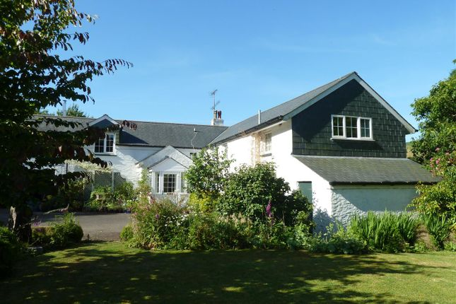 Thumbnail Detached house for sale in Sandplace, Looe