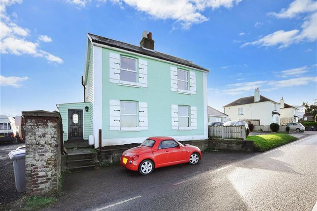Thumbnail Detached house for sale in Dover Road, Walmer, Deal, Kent