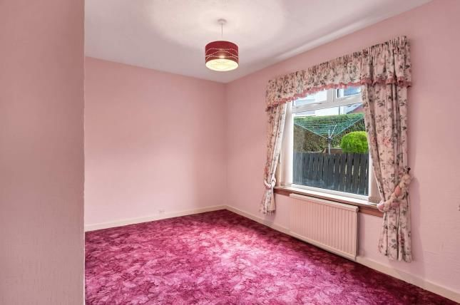 Bedroom of Innes Park Road, Skelmorlie, North Ayrshie, Scotland PA17