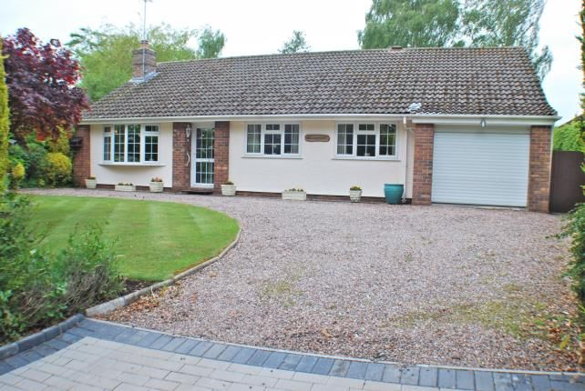 3 bed bungalow for sale in Wood Lane, Parkgate, Neston, Cheshire CH64