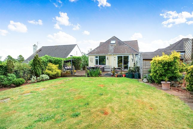 Thumbnail Detached house for sale in Barchington Avenue, Torquay
