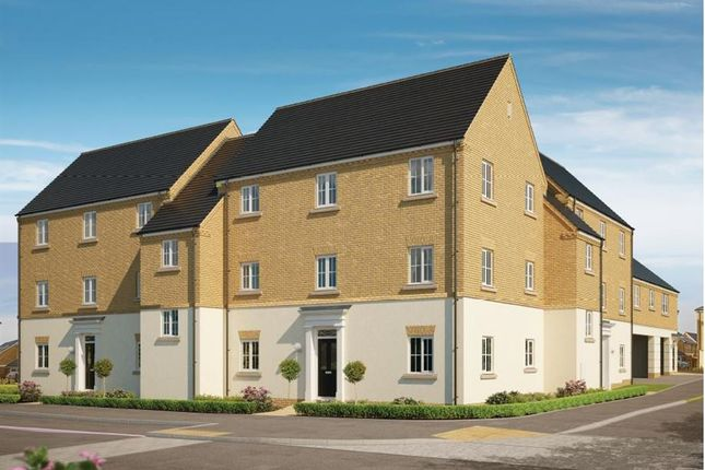 Thumbnail Flat for sale in The Fairways, Priors Hall Park, Corby